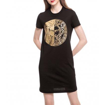 Černé šaty - VERSACE JAENS COUTURE