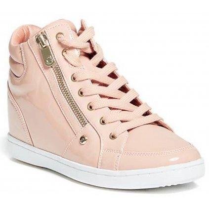 guess boty dani glossy wedge sneakers svetle ruzov 0.jpg.big