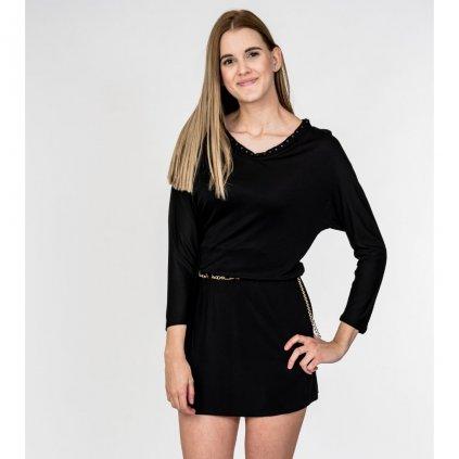 Černé šaty - BYBLOS
