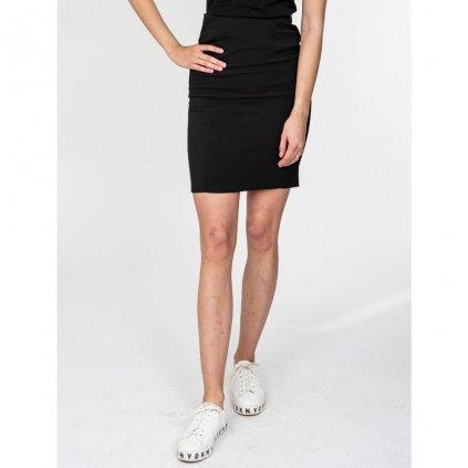 Černá sukně - MET JEANS