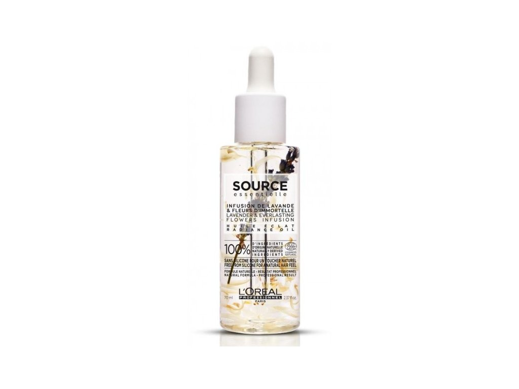 l oreal source lavender infusion oil and immortelle flowers 70 ml