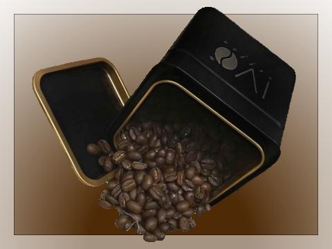 Skladování kávy není věda