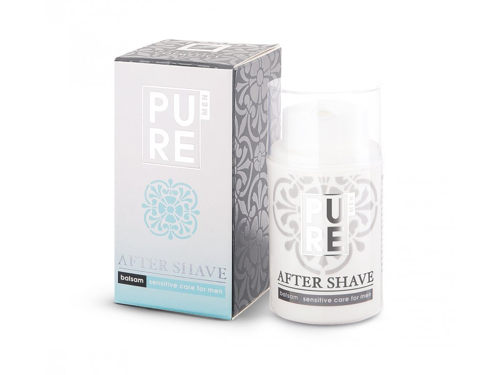 PURE AFTER SHAVE FOR MEN