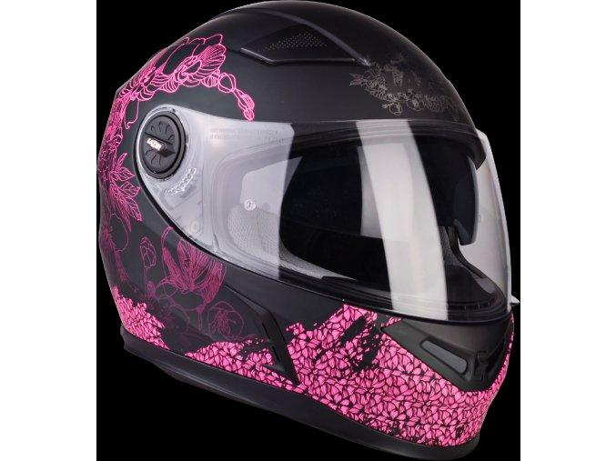 Bayamo Pretty Girl Black Pink Matt 3 4