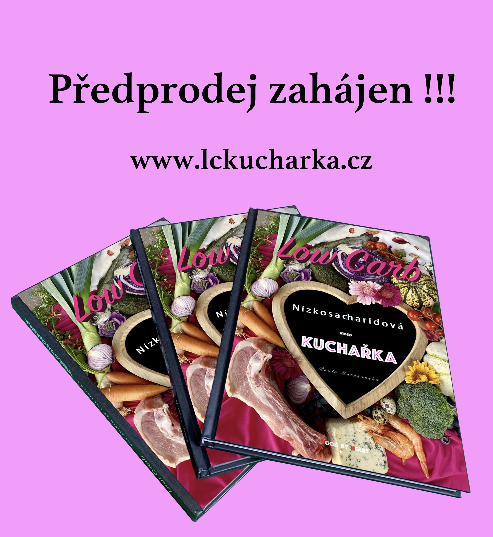 Low Carb Kucharka předprodej