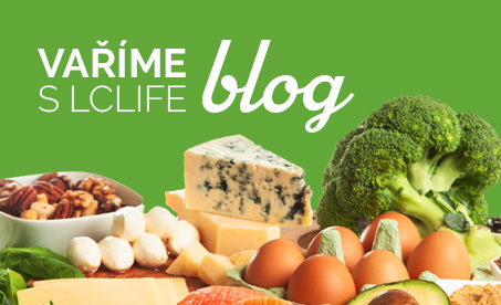 Vaříme s LC life- blog