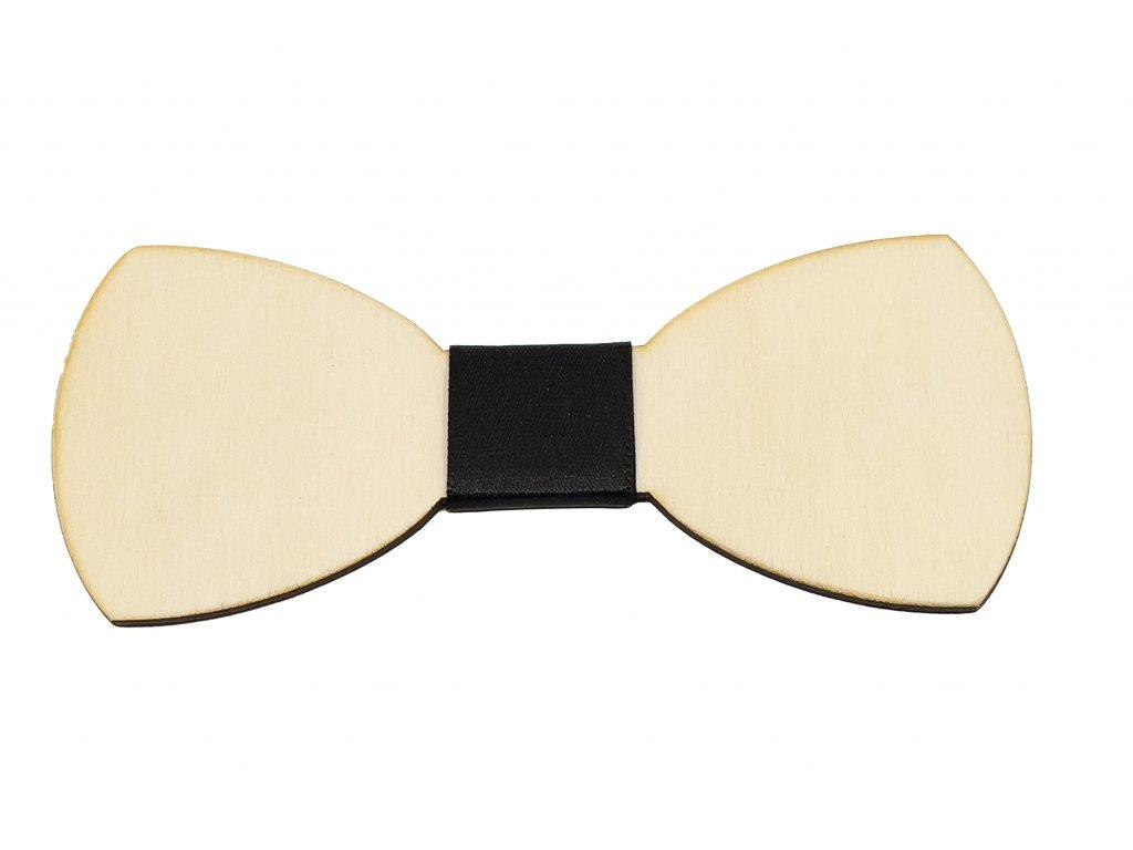 Dřevěný motýlek - vlastní design