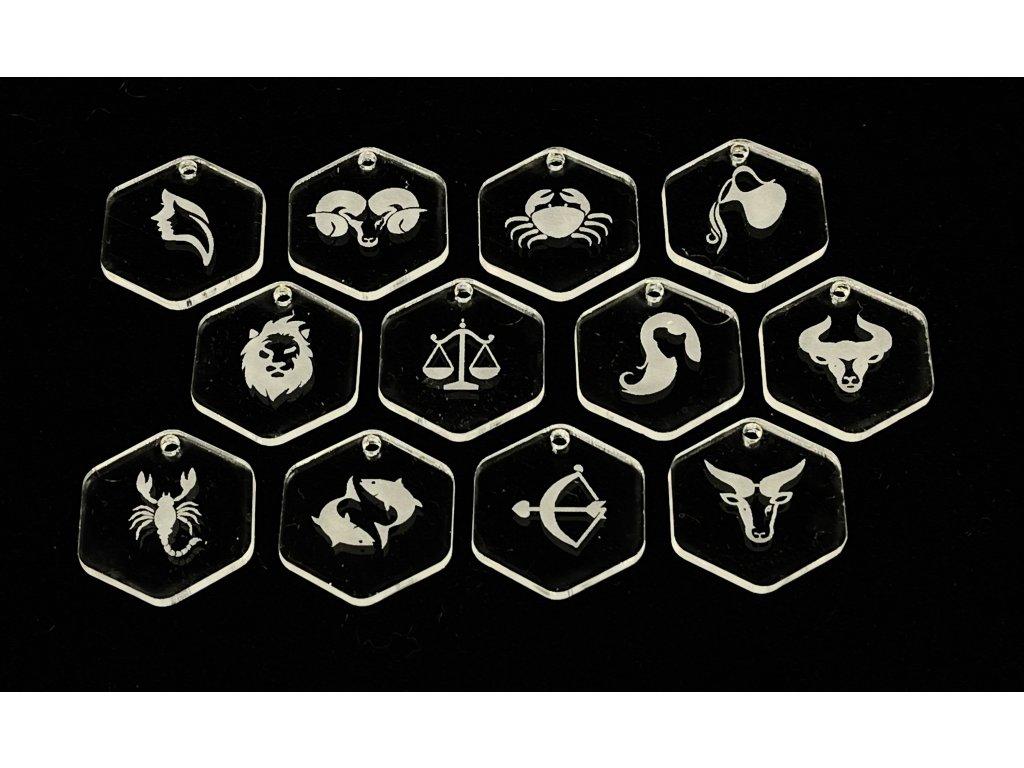hexagon znameni plexi