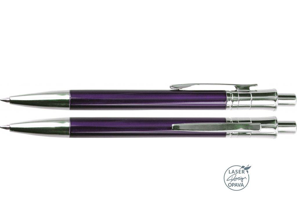 Kovové kuličkové pero Kimby