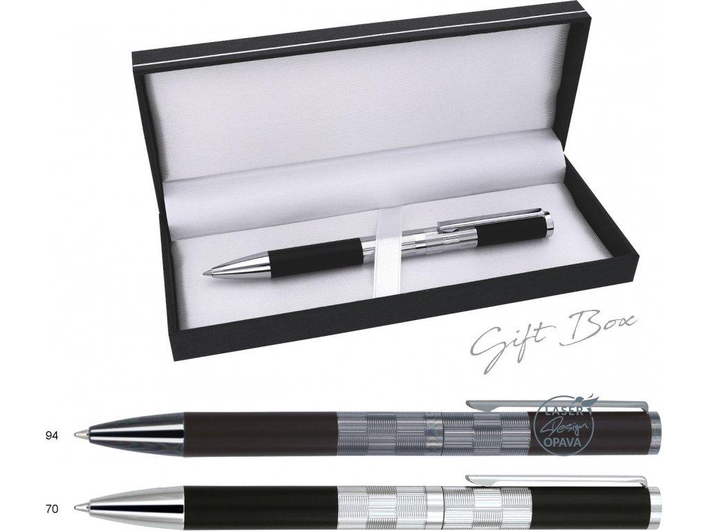 Luxusní kovové kuličkové pero Nemo