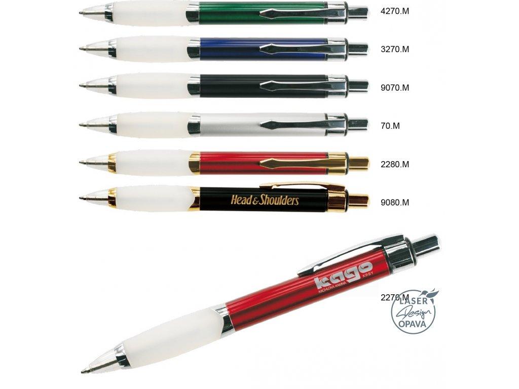 Kovové kuličkové pero ULSTER