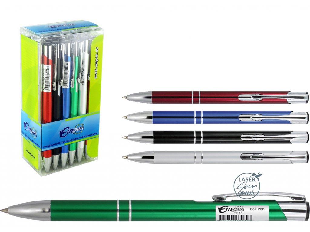 Hliníkové kuličkové pero Minion EMPEN