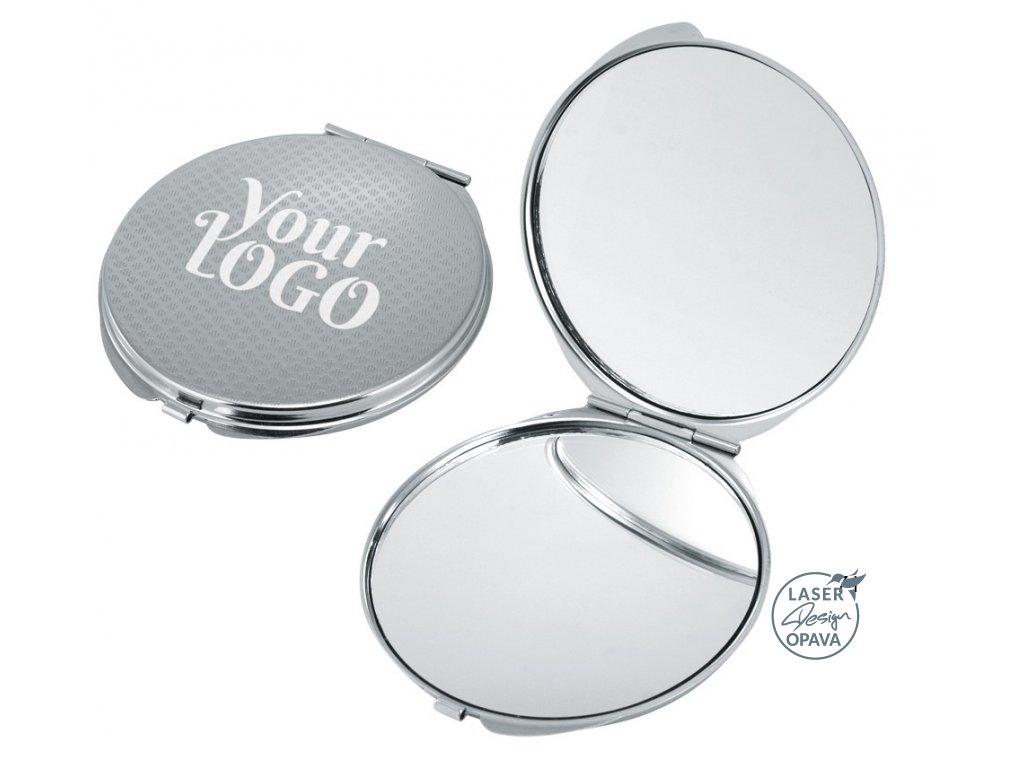 Kovové dámské zrcátko Mirroro