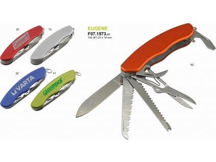 Kapesní kovový nůž Eugene