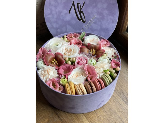 Sweet Flower Box M