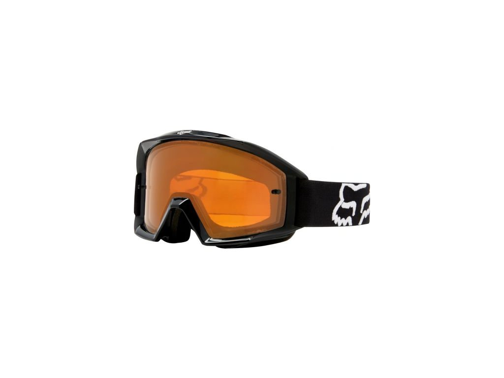 FOX Googles Main Enduro - OS, Black/Orange, MX18