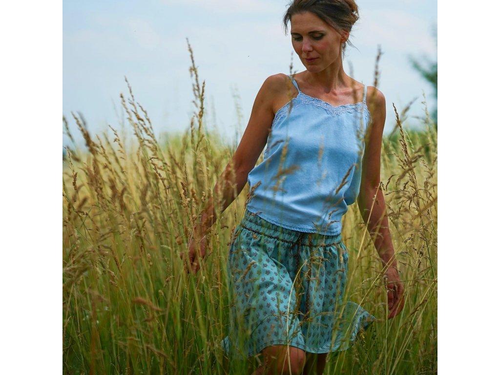V trávě Sukně I (Le Mi)