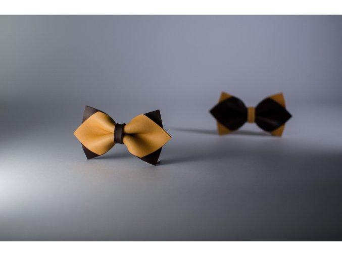 úvodní foto motýlek kožený