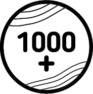 Více než 1000 položek