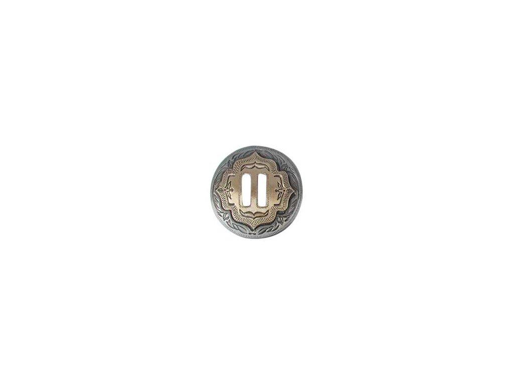 "Končo - Antique two-tone (Velikost 1"" (25 mm))"