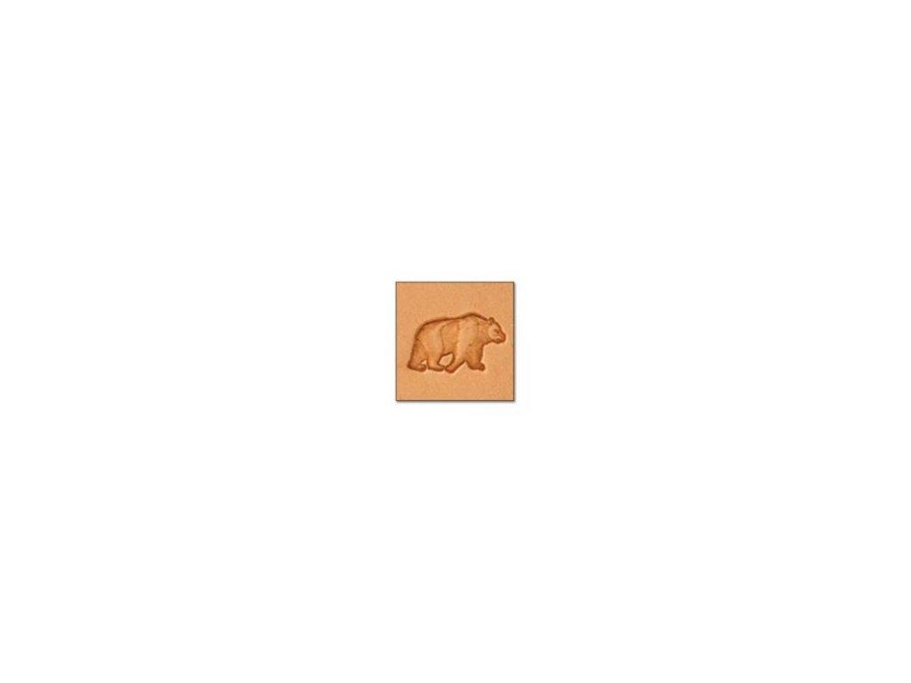 3D Mini raznice Medvěd