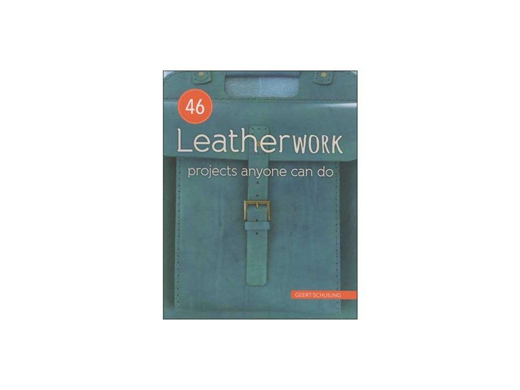 Prace-s-kuzi-kniha--Leatherwork---Projects-Anyone-Can-Do-Book
