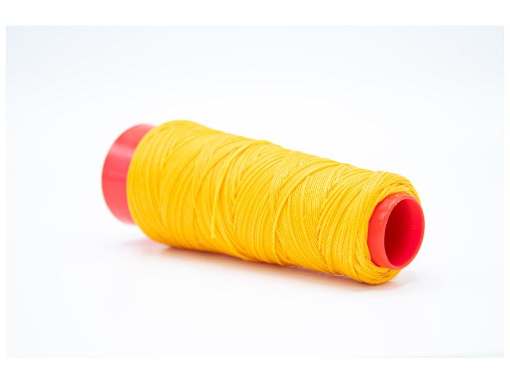 Nit splétaná voskovaná SLAM 0,6mm