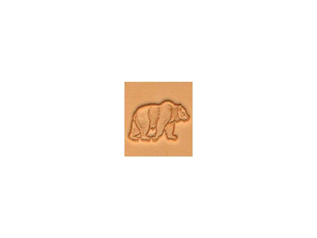 3D raznice Medvěd