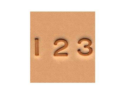 Raznice sada Číslic 0,6 cm