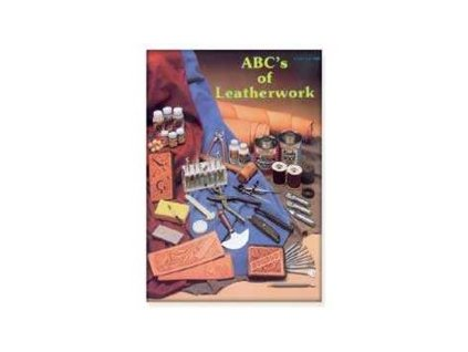 Prace-s-kuzi-kniha--ABC's-Of-Leatherwork-Book-ABC's-Of-Leatherwork-Book