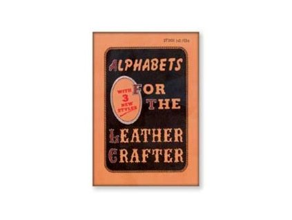 Prace-s-kuzi-kniha--Alphabets-for-the-Leather-Crafter-Book-Alphabets-for-the-Leather-Crafter-Book