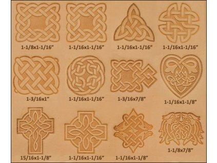 3D Raznice Keltské symboly