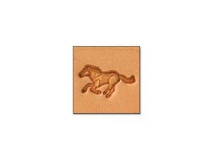 3D Mini raznice Běžící kůň