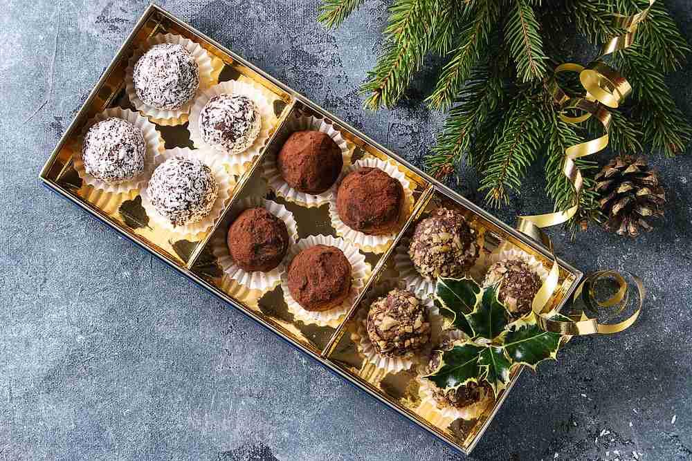 7 nejlepších druhů čokoládového cukroví 2019 (s recepty)