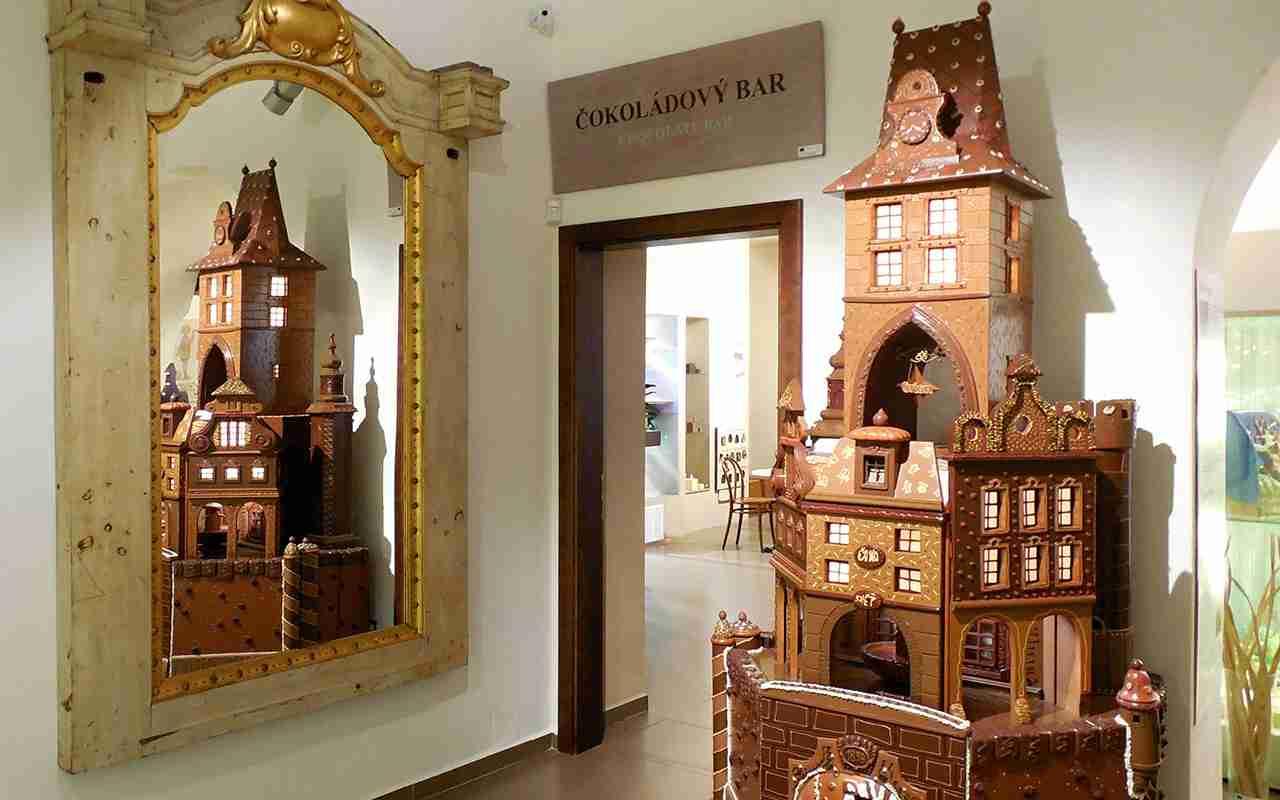 Muzeum čokolády je skvělým místem, kam na výlet