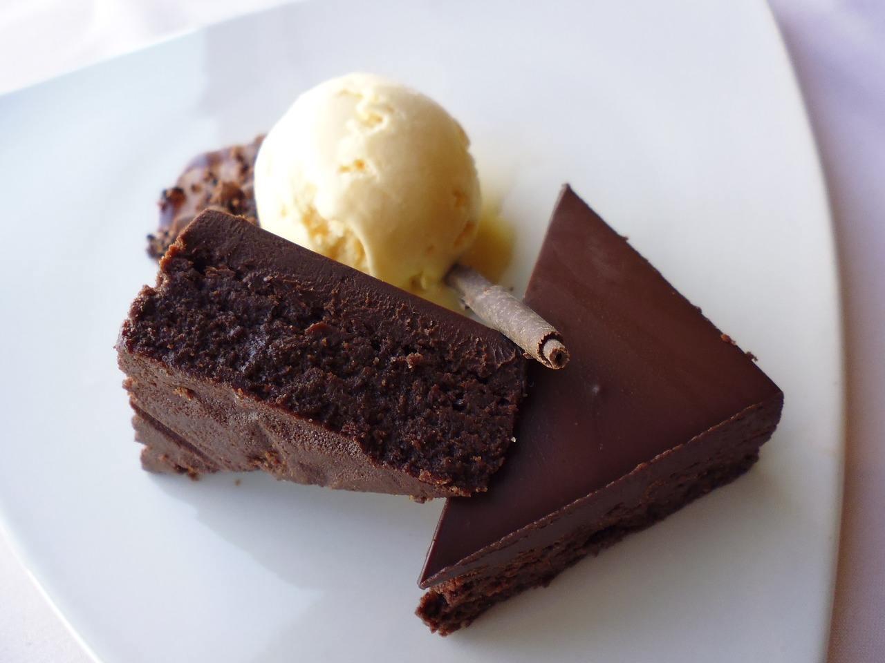 Recept: bezlepkové čokoládové dorty pro celiaky