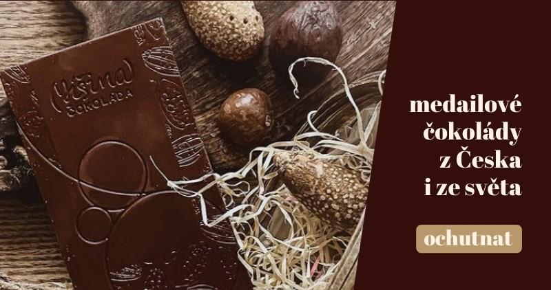 Oceněné čokolády