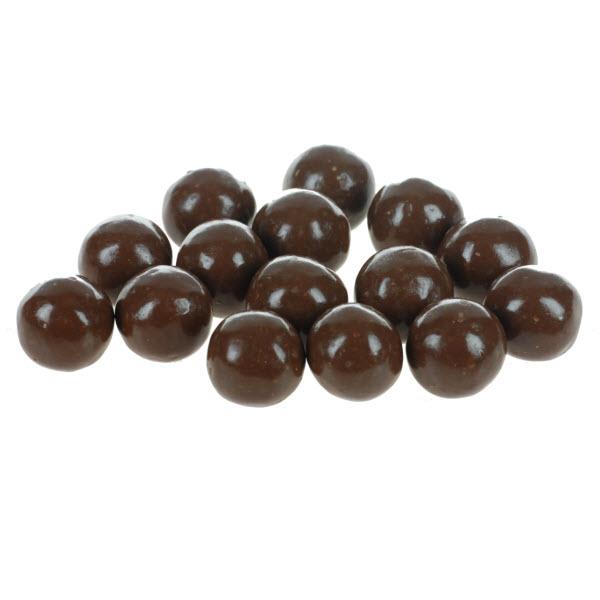 Oříšky a mandle v čokoládě