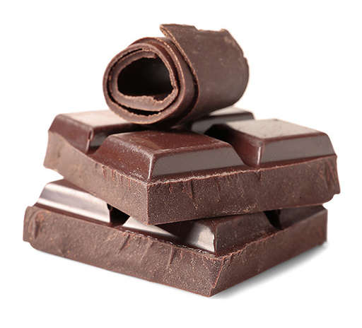 Miluji hořkou čokoládu