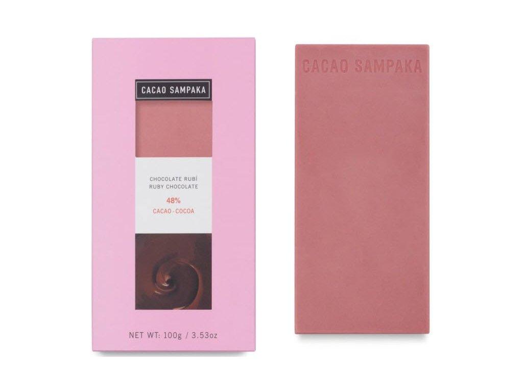 Cacao Sampaka Rubinova cokolada 2