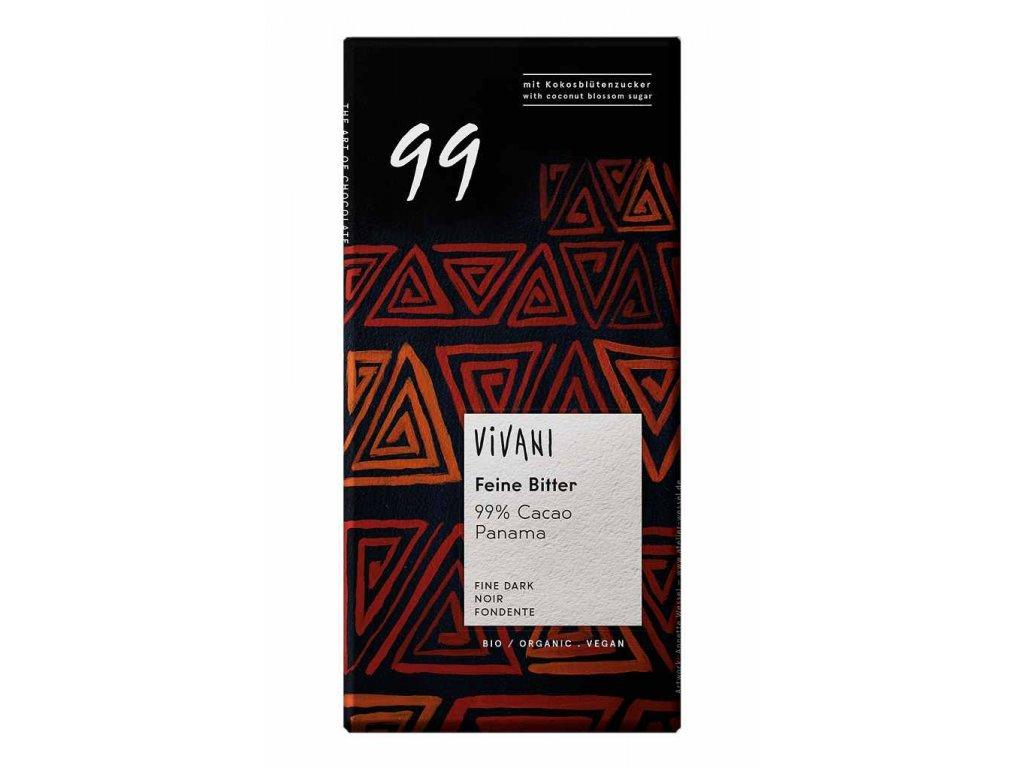 Vivani tmava cokolada 99