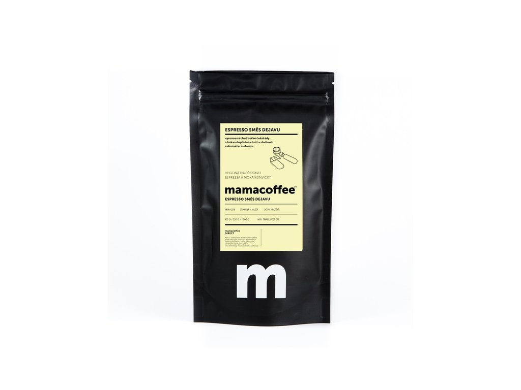 mamacoffee Dejavu 100g