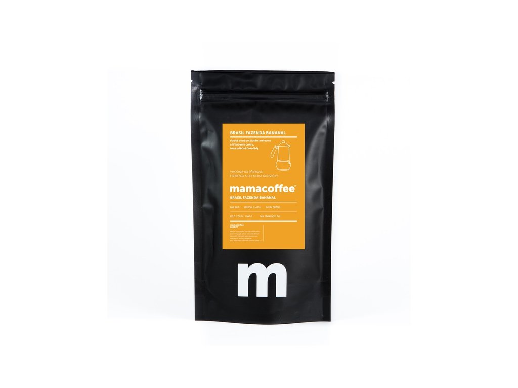 mamacoffee Bananal 100g