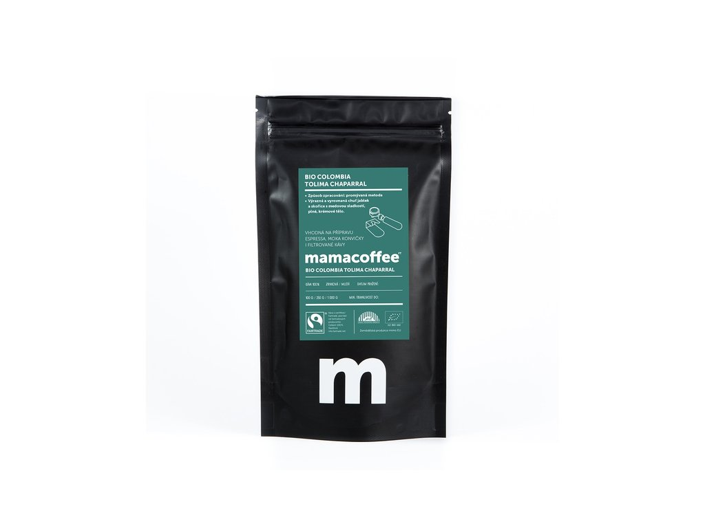 mamacoffee Chaparral 100g