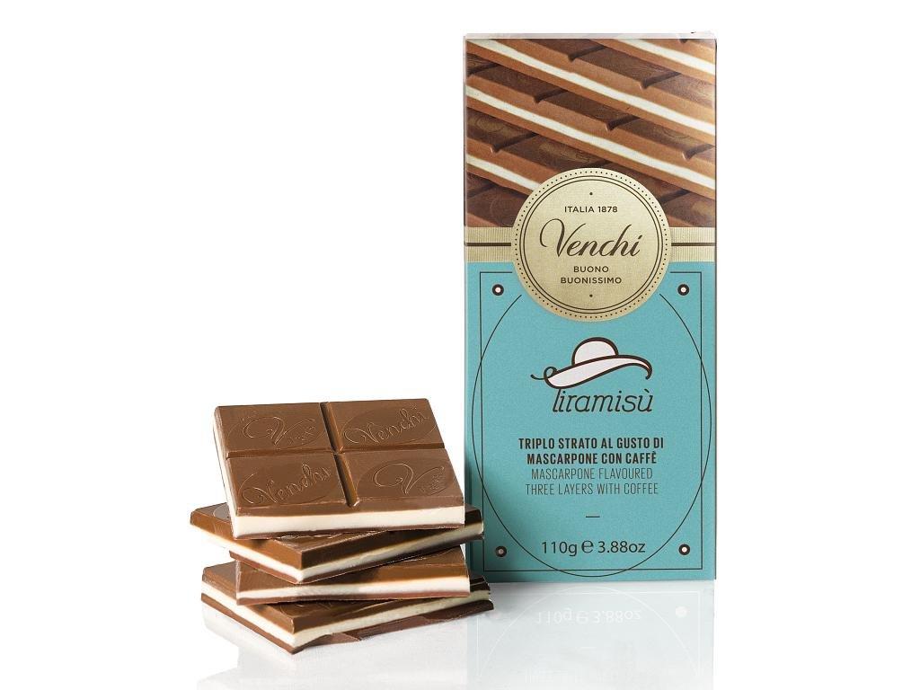 Venchi cokolada Tiramisu