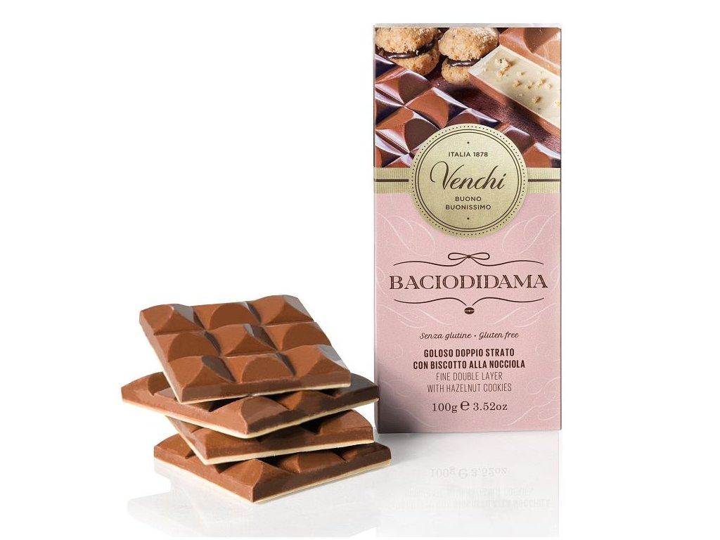Venchi cokolada Baciodidama