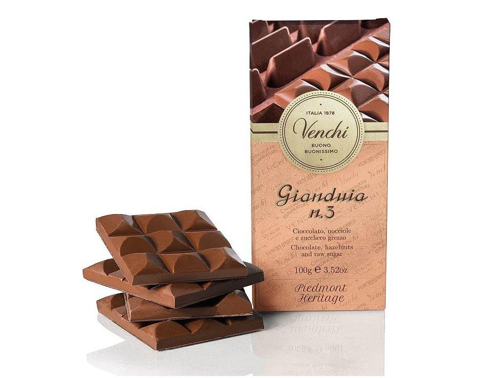 Venchi cokolada Gianduia