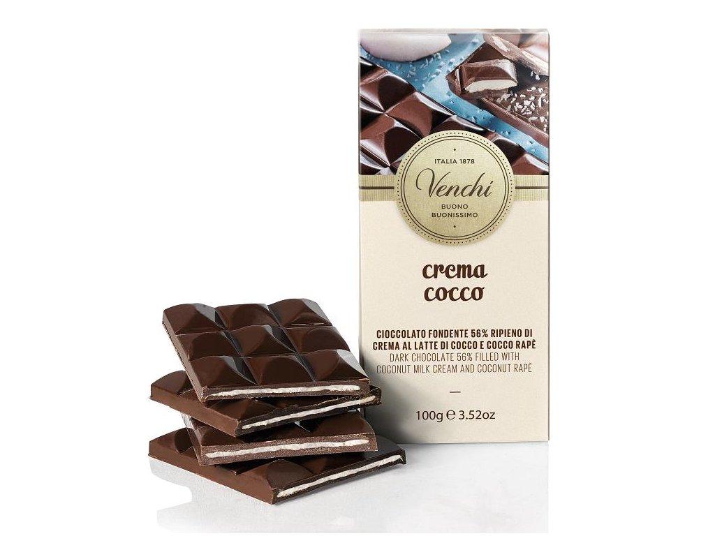 Venchi cokolada kokosova