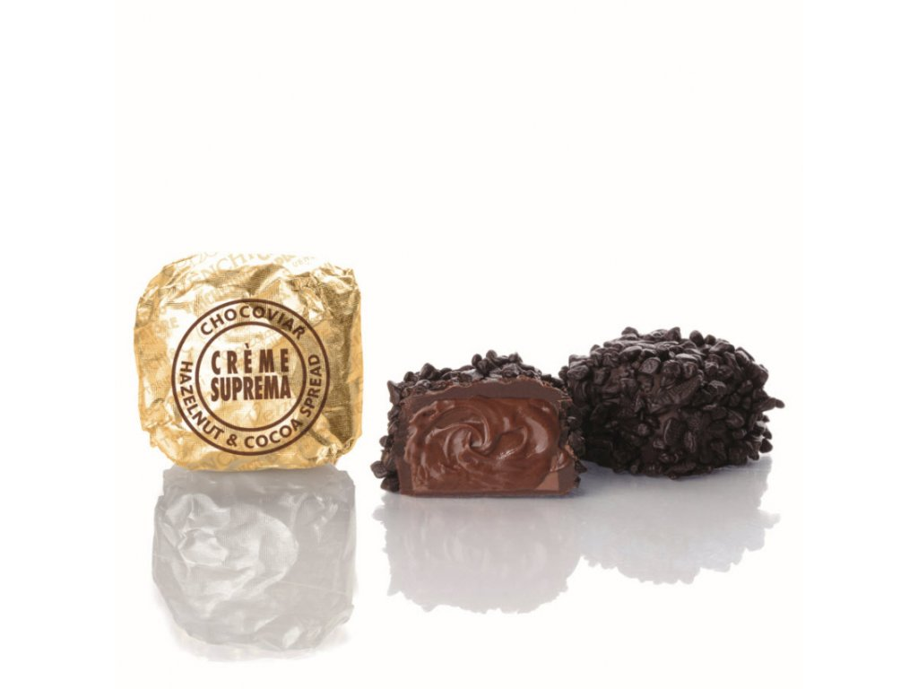 Chocaviar bonboniera Chocaviar Cremini max