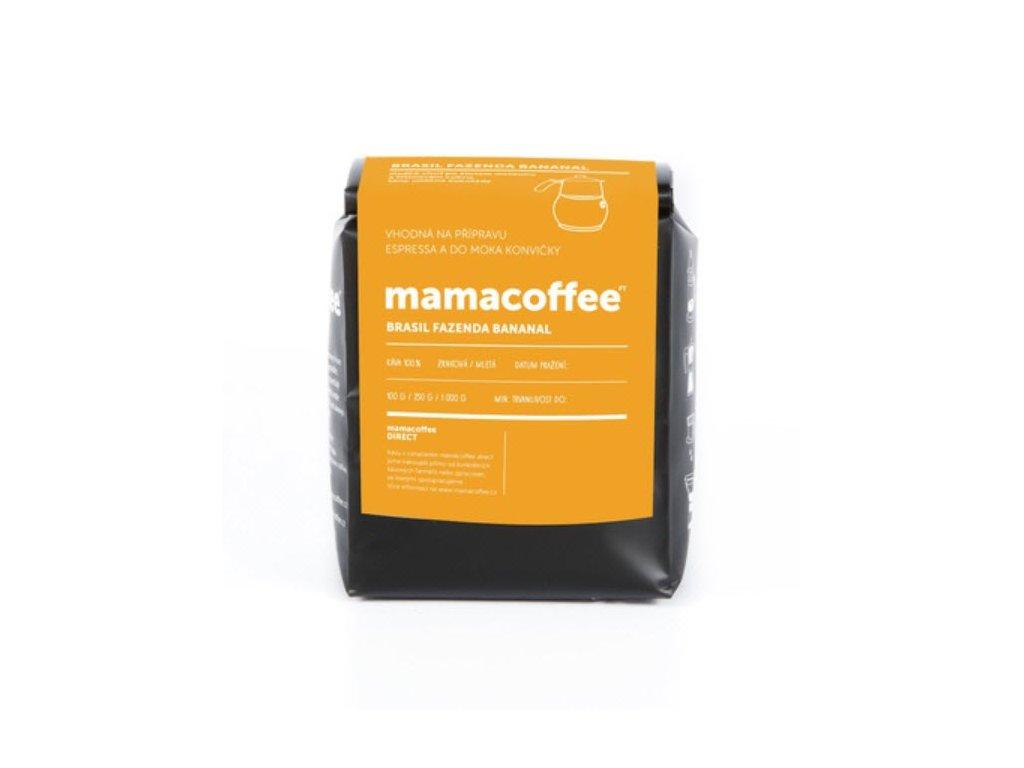 mamacoffee Bananal 250g